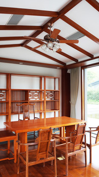 中国古典书房布置