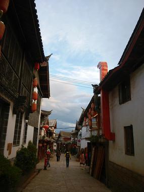 丽江古城街道