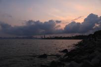 红树林乌云