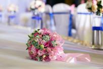 婚礼上的手捧花