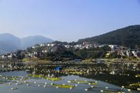 闽江渔业村