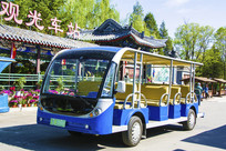 千山旅游观光车