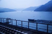 铁道闽江河流