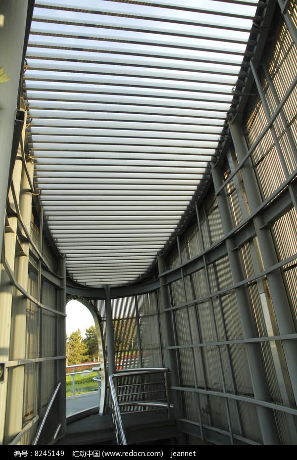 钢构天井图片