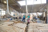 木材公司生产车间