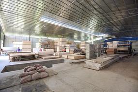 木材加工企业生产车间