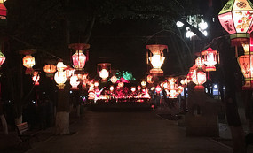元宵节摄影图