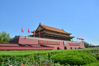 北京天安门风景