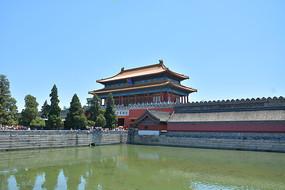 故宫博物馆风景