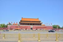 壮丽的北京天安门