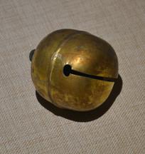 文物鎏金铜铃