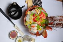 火锅海鲜食材
