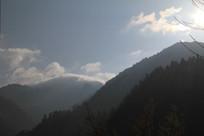 云雾缭绕的高黎贡山