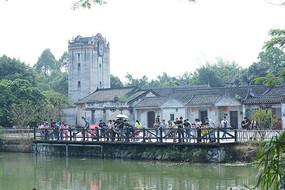 深圳版画村排屋