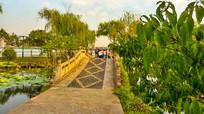 无锡蠡园小桥