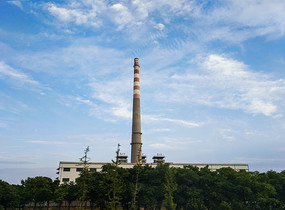 火力电厂烟囱