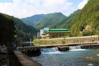 溪下路村水坝