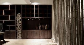 竹木原生态风格时尚家居