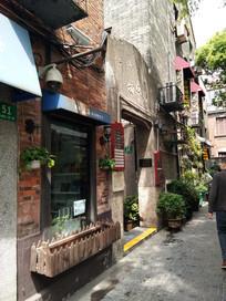 上海田子坊街景
