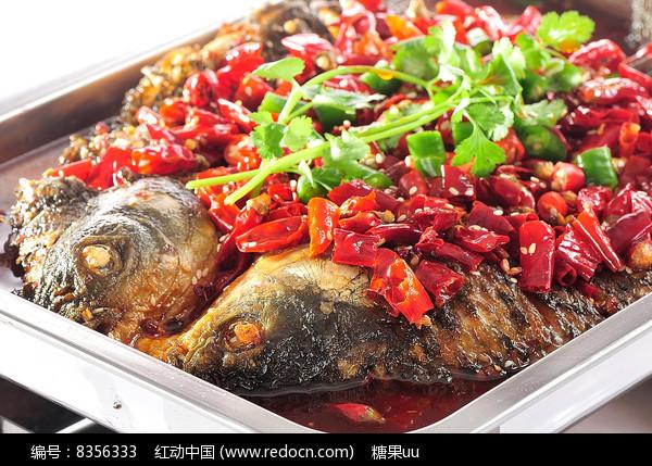 特色烤鱼图片
