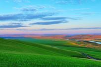 草原地理风光