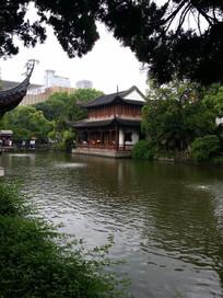 南京总统府园林建筑