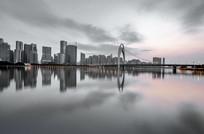 城市黑白风光摄影