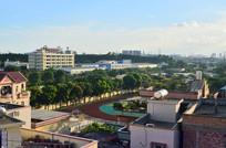 城市建筑风景图片
