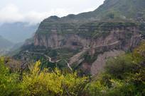 翠绿太行山