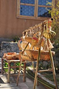非物质文化遗产之手工编制竹器