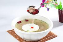 手工肉丸汤