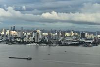 俯瞰武昌城