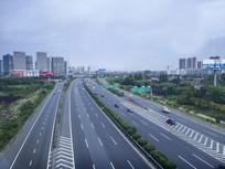 城市高速路