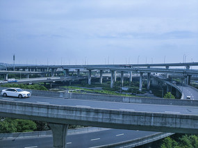 上海虹桥交通枢纽