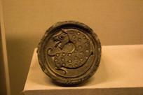 古代龙纹石纹石器