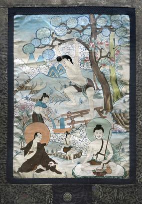 西藏绘画唐卡