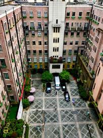 上海大院式老建筑