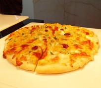 田园玉米粒披萨