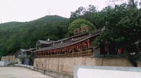休闲山庄的特色建筑