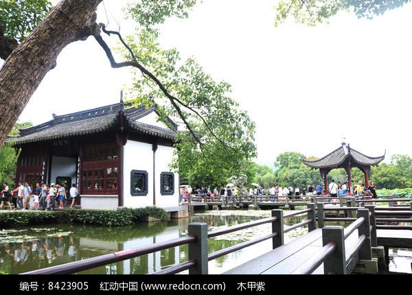 杭州景区素材图片