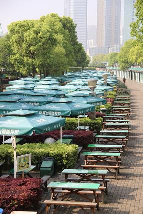 红谷滩休闲广场