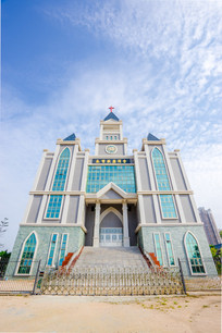 基督教惠州堂主体建筑