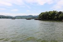 西湖风景素材