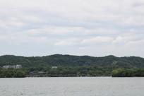 西湖风景图