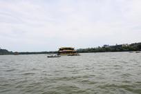 西湖划船景区