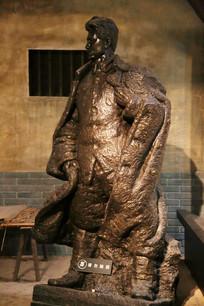 革命烈士方志敏雕像