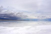 青海茶卡盐湖