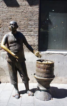 中华巴洛克雕塑烤地爪