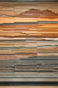 细条瓷砖横纹背景
