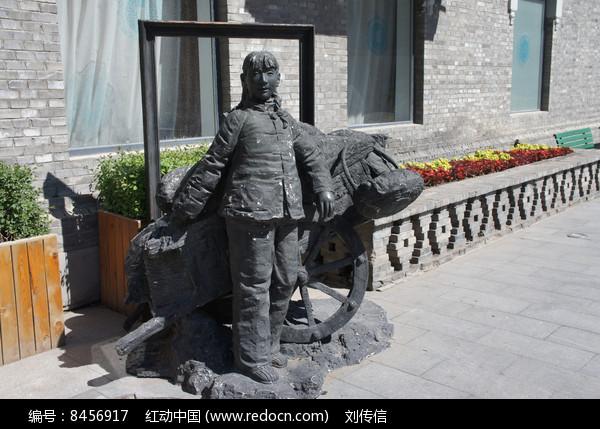 哈尔滨老道外雕塑图片